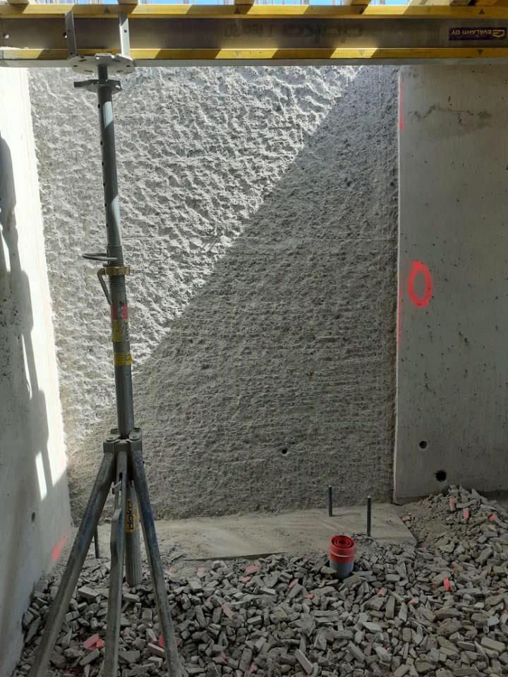 Seinän jyrsintä