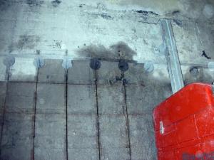 Kiskosahausta Husqvarnalla 55cm paksuun seinään