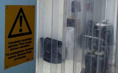 Asbestikartoitus