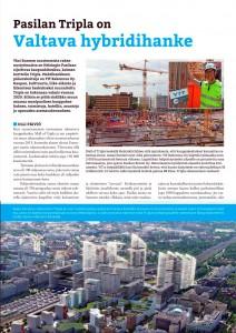 Konepörssi 9A-2017 sivu 68 Gles purkutyöt Pasila Tripla