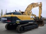 Huyndai 480LC-9, 48-tonninen pulverointikone