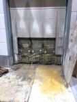 Oviaukon sahaus betoniulkokuoreen