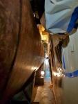 Vanajan voimalaitoksen säiliön asbestieristys valmis