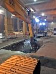 Metrolaatan avaus Triplassa