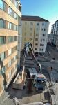 Parvekekaiteiden purku Tampere