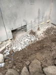 Aukon sahaus betoniseinään