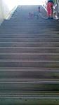 Roiloja portaisiin