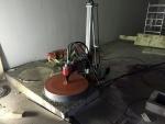 850mm reikiä Hilti DD 750-HY hydrauliporalla