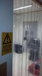 Puhdastila asbestipurkutöissä
