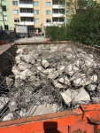 Raudoitettua betonia